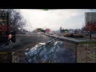EviL GrannY | World of Tanks Мощный хруст кабин - Jg Pz E100