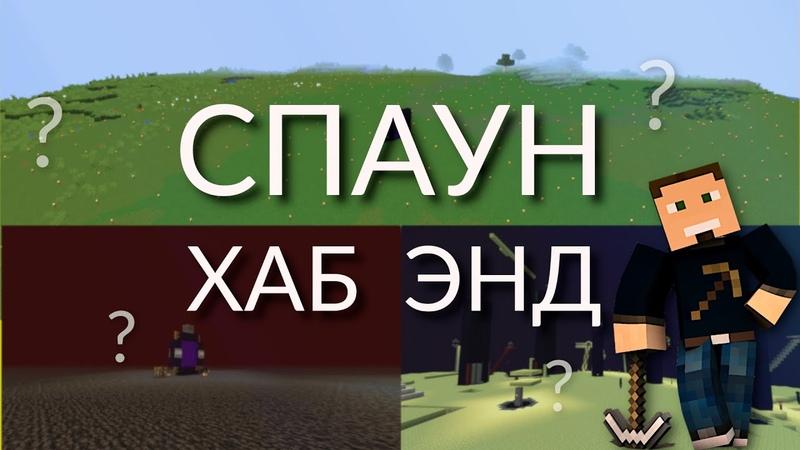 Minecraft 1 16 4 Придумываю спаун НЕ ЧИТАЙ ОПИСАНИЕ