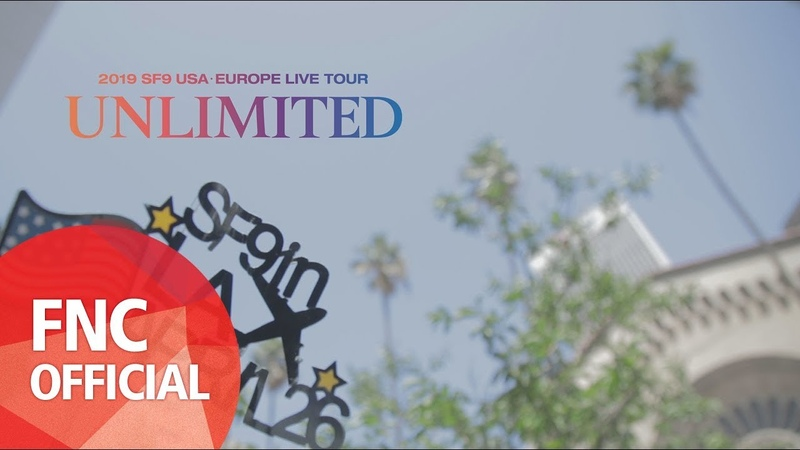 [SF9s Travelog] in LA Preview
