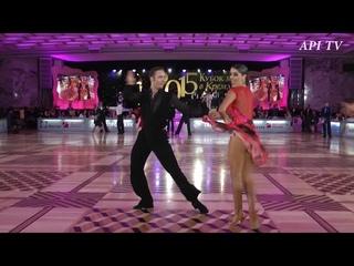 Latino Dance - Kremlin Cup - Final - Латина - Кубок Кремля - Финал