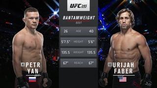 Free Fight: Petr Yan vs Urijah Faber   Call of Duty® Free Fight Series