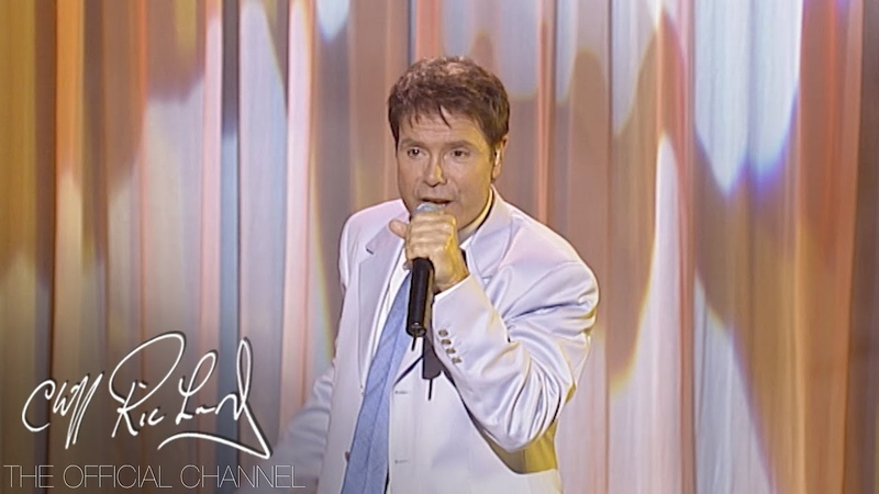 Cliff Richard - Dreamin (An Audience with... Cliff Richard, 13.11.1999)