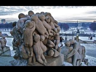 Le parc  Frogner ou l'apologie de la pédocriminalité !?!