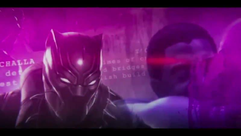 Обновленная заставка киновселенной Marvel
