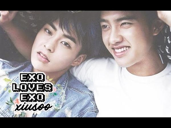 EXO LOVES EXO XiuSoo