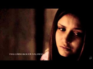 stefan + elena   I had to choose and I picked you