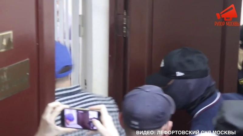 Суд арестовал Ивана Сафронова на два месяца по делу о госизмене