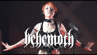 BEHEMOTH - ov Fire and the Void (Cover feat. Gabriel Banti)