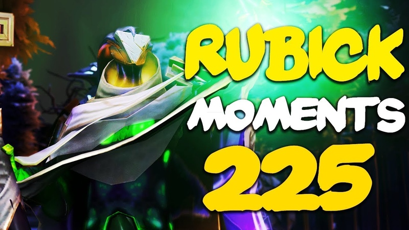 Dota 2 Rubick Moments Special Ep 225 Best of EP 200 224