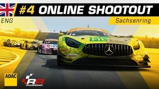 ADAC GT Masters Esports 2020 | Shootout 4 Race 2 | English Stream