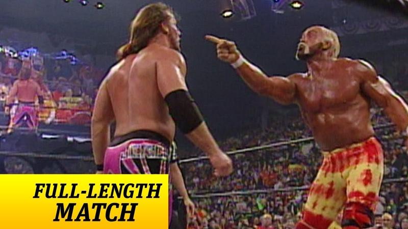 FULL LENGTH MATCH SmackDown Hulk Hogan vs Chris Jericho WWE Undisputed Championship Match
