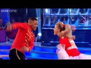 JB from JLS Jives to Rockin Robin - Strictly Come Dancing Christmas Special 2012 - BBC One
