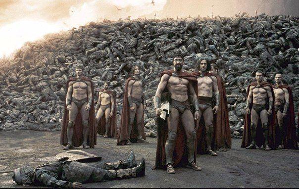 7 слов, которые нужно знать о Спарте