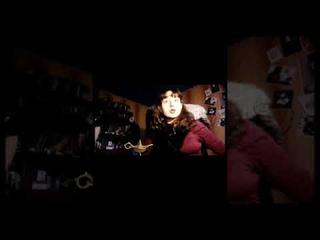 Кристина Усова ~ Господин Никто. II. Допельгангер & III. Кролик в человеческом полушубке 🎙