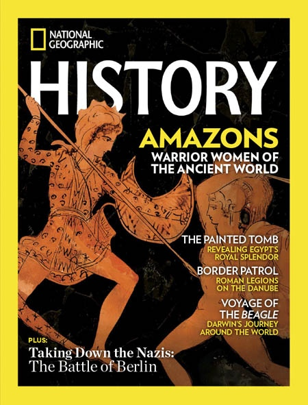 National Geographic History - 05.2020