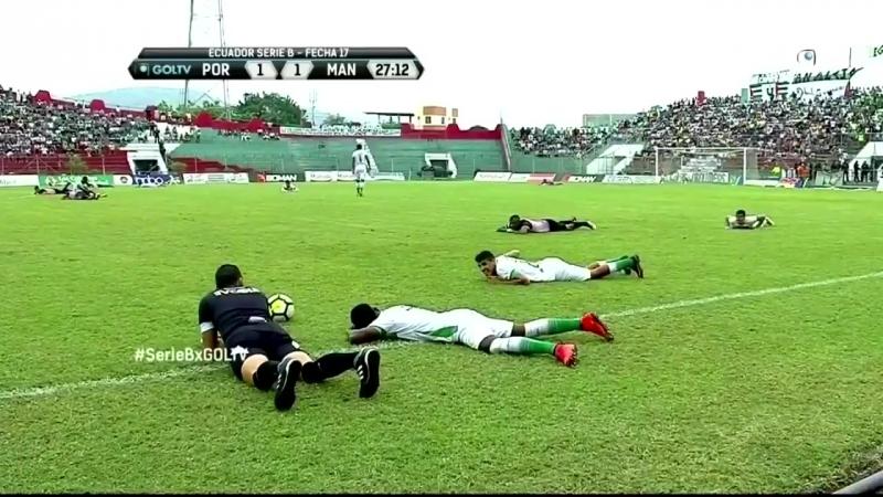 В Еквадорі через атаку бджіл усі футболісти та арбітр лягли