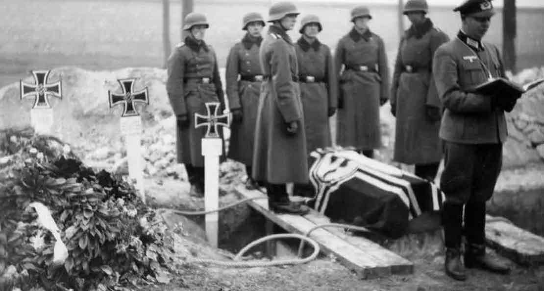 Похороны солдата