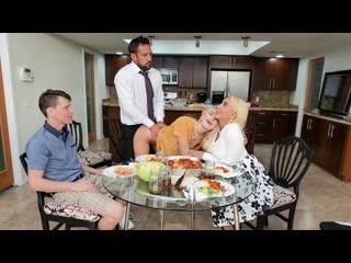 [FreeuseFantasy] Kylie Kingston, Kenna James - Step Family Dinner NewPorn2020