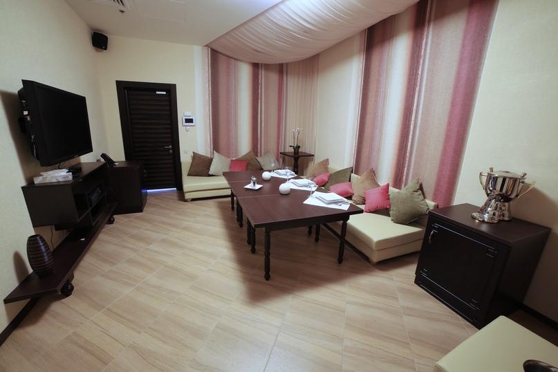Индивидуальная комната отдыха с караоке
