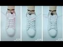 Hướng dẫn 9 cách buộc dây giày đẹp ấn tượng p20