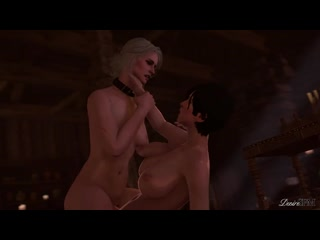 Sacrifice - Corruption of the Lodge 3 - the Witcher Futanari x Ciri - Pornhubcom