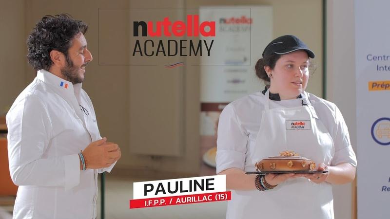 Nutella Academy Epreuve de s lection Aurillac