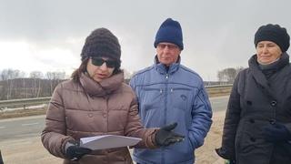 Народный сход в Домодедово. Остановим распродажу плодородных полей!