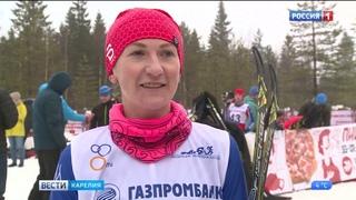 Карельская спортсменка стала серебряным призером ЧР по зимнему триатлону