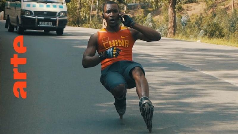 Karim Kigalis Rollerblade Star Africa Riding ARTE