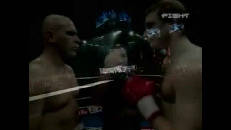 Алексей Игнашов (Реп.Беларусь) vs Майк Бернардо (ЮАР) 2003г
