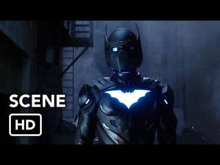 "Batwoman 2x18 ""Luke Fox Becomes Batwing"" Scene (HD)"