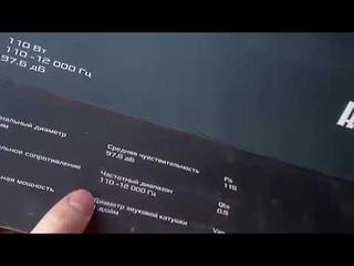 Замена штатных динамиков в Ford mondeo на DL Audio Raven 165