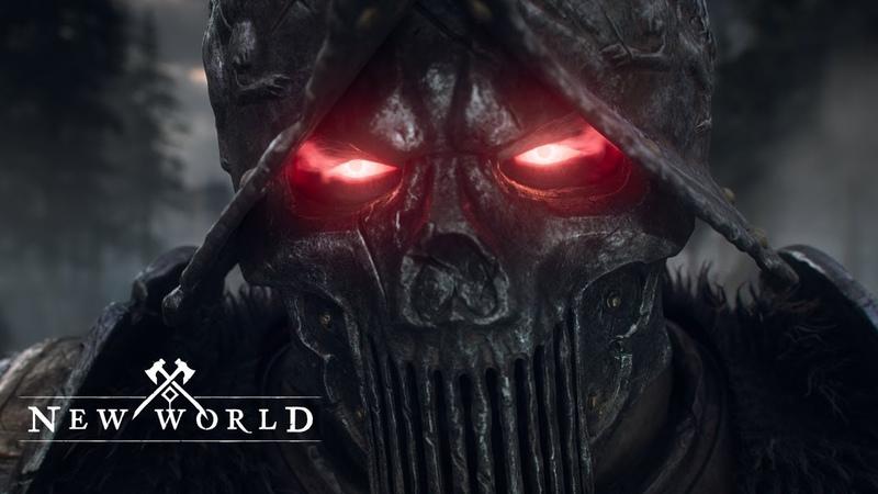 New World Aeternum Awaits PEGI