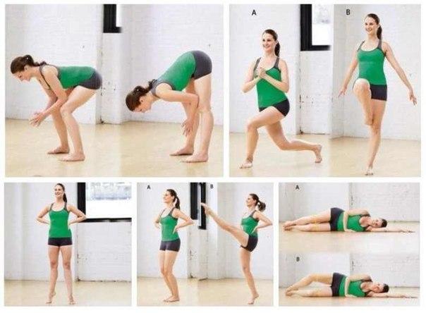 Видео Урок Похудения На Дому. Фитнес: видео-занятия для похудения и стройной фигуры