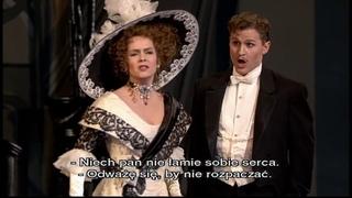 The Merry Widow -  operetta DVD full act 1,2 (Wesoła Wdówka, napisy PL)