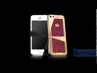 Купить золотой iphone caviar  Каталог август 2014