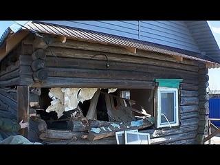 Ракетная установка разрушила стену дома в Осиповичском районе: из-за чего произошла авария?