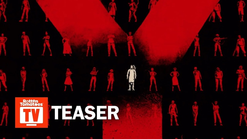 Y The Last Man Season 1 Teaser 'Gone' Rotten Tomatoes TV