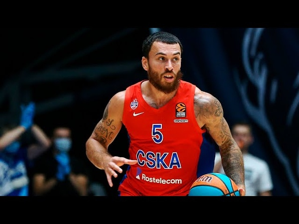 Mike James Highlights 19 Pts 8 Ast vs BC Zenit 10.09.2020