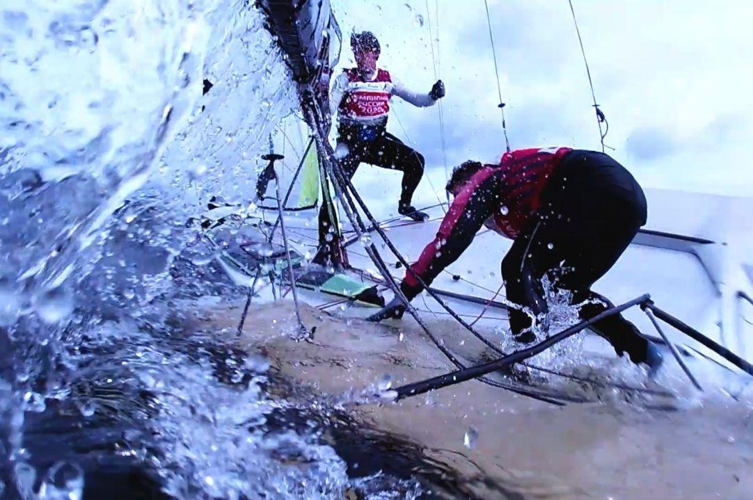 Четыре медали у донских яхтсменов на первенстве России по парусному спорту в Тольятти