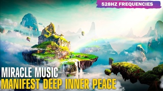 528Hz Miracle Tone ! Manifestation Frequency Meditation ! Self Love Relationship ! Law Of Attraction