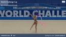 Alina Harnasko Ribbon AA World Challenge Cup Kazan 2019