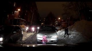 Подборка ДТП - Дети на дороге! Следите за детьми!