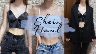 лучшие бюджетные покупки с SHEIN | летний haul | распаковка и примерка