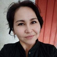 Фотография страницы Сары Тажибаевой ВКонтакте