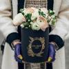 Concierge des Fleurs | Цветы в шляпных коробках
