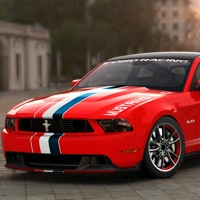 Фотография Ford Mustang ВКонтакте