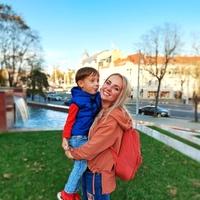 Фотография страницы Дарьи Стабинскас ВКонтакте