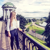 Фотография страницы Алёны Зубковой ВКонтакте