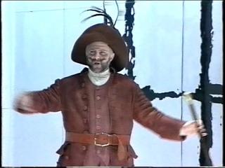 FALSTAFF di A. Salieri, regia B. Montresor